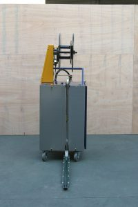 Półautomat COMBO do spinania palet taśmą PET i PP 9-19mm