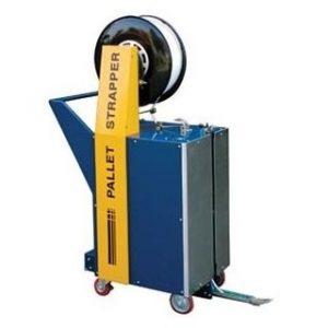 Półautomatyczna maszyna do spinania palet COMBO cena nowa taśma PP 9-19mm