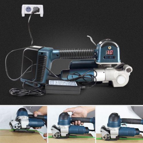 TES Plus 16-19mm Bandownica elektryczna do taśm PET/PP 4
